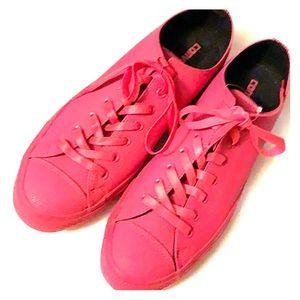 New Pink Converse Men's 10.5 / Women's 12.5